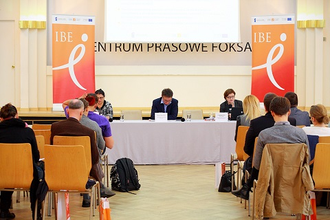 PIAAC 2013 - IBE experts present the findings of the survey in Warsaw