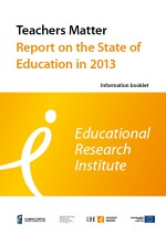 teachers matter report on the state of education 2013