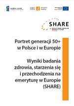 SHARE raport okladka