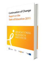 Report on the State of Education 2011 - information booklet cover