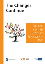 The Changes Continue. Report on the State of Education 2011 cover