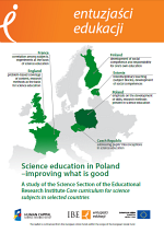 Science education in Poland - cover